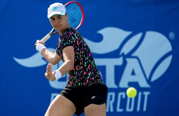Калинина берет второй титул подряд