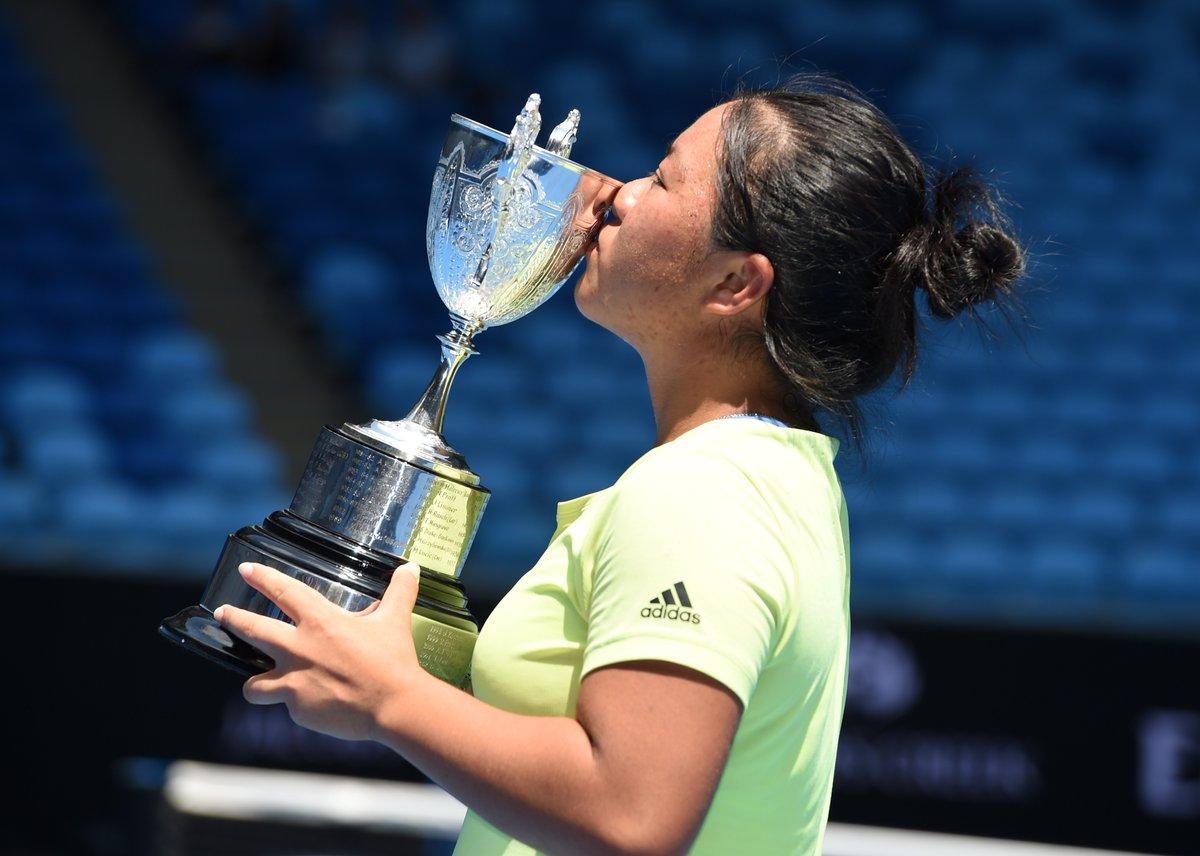 AUS Open. Представительница Тайваня выигрывает турнир у девушек