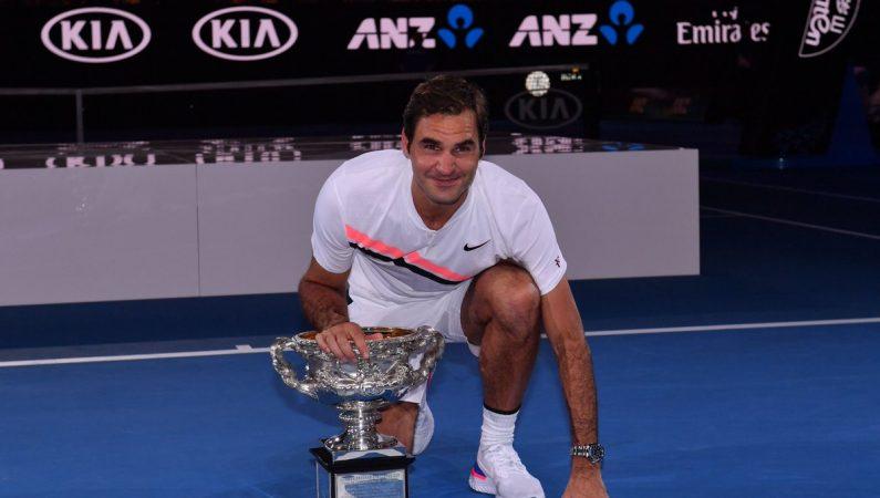 Федерер попробует стать первым в мире, сыграв в Роттердаме