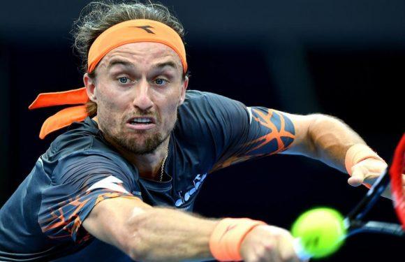 Долгополов покидает Открытый чемпионат Австралии