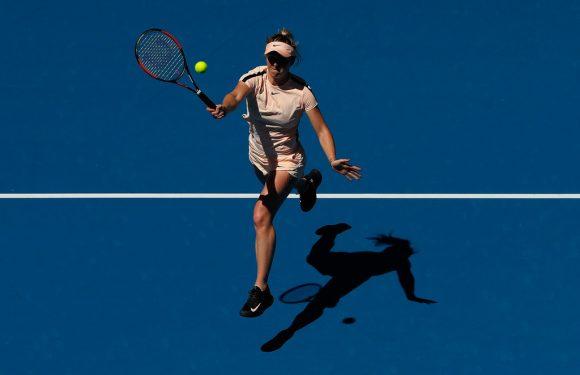 Теннис с ЮА. Украинки покоряют центральные корты Мельбурн-парка