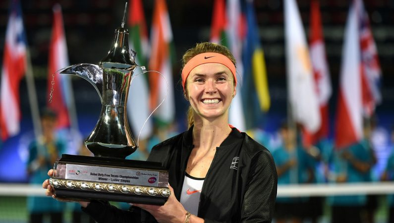 Тур на турнир WTA Premier в Дубае