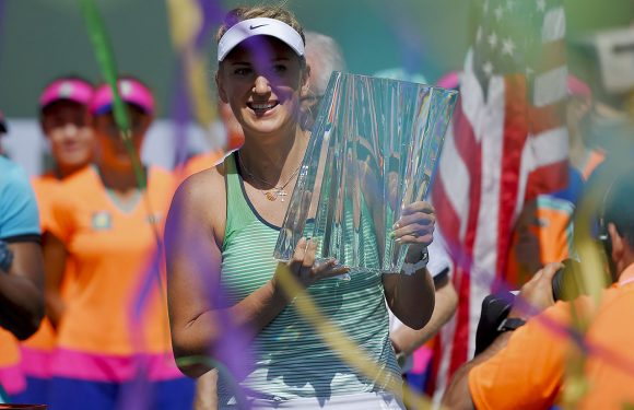 Азаренко получила wild card на турнир в Индиан-Уэллс