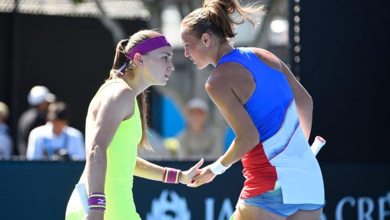 Майами. Бондаренко и Цуренко — во 2 раунде парных соревнований