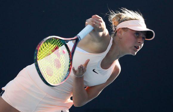 AUS Open. Марта Костюк громит 25-ю сеяную