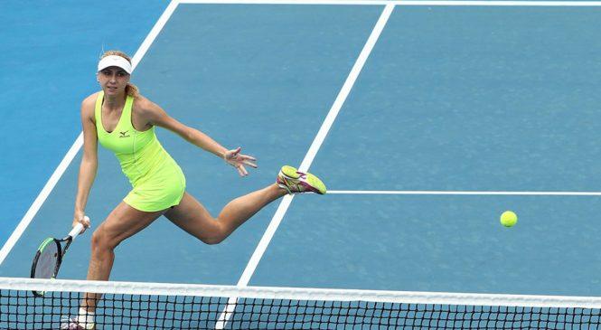 AUS Open. Украинки узнали соперниц по парному разряду