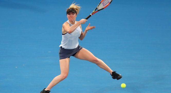 Элина Свитолина: довольна, что смогла показать хороший теннис