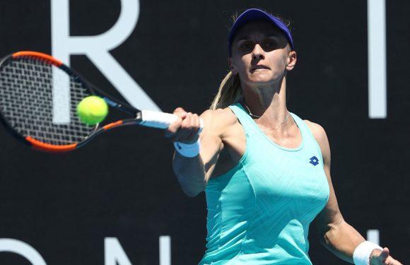 Леся Цуренко: надеюсь сыграть еще лучше в моем следующем матче