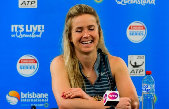 Элина Свитолина: Я готова к большим победам