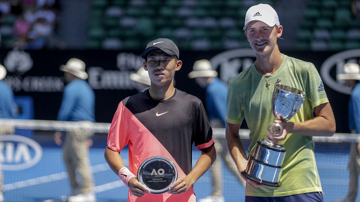 AUS Open. Сын Петра Корды выигрывает юношеский турнир
