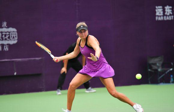 Taiwan Open. Козлова прорывается в четвертьфинал