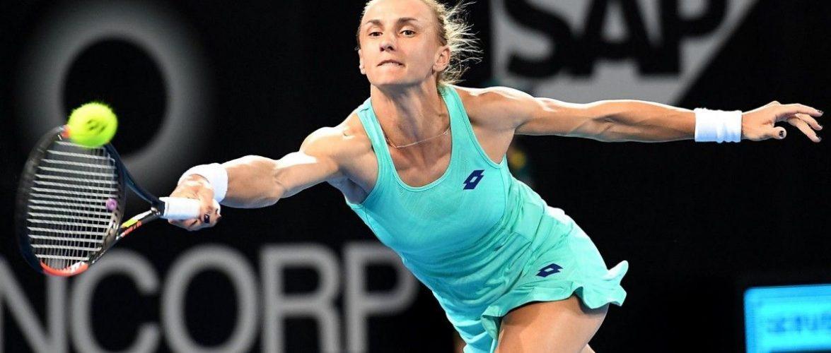 Цуренко покидает турнир WTA Premier в Дубае