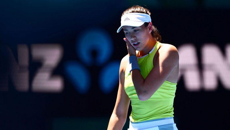 AUS Open. Третья ракетка мира проигрывает 82-й
