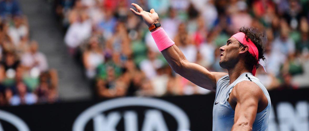 Надаль останется первым после AUS Open