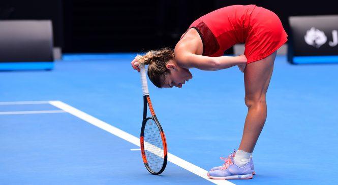 AUS Open. Халеп выигрывает один из самых длинных матчей в истории турнира