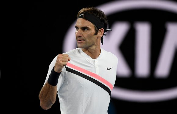Федерер вернётся на корт на турнире в Халле