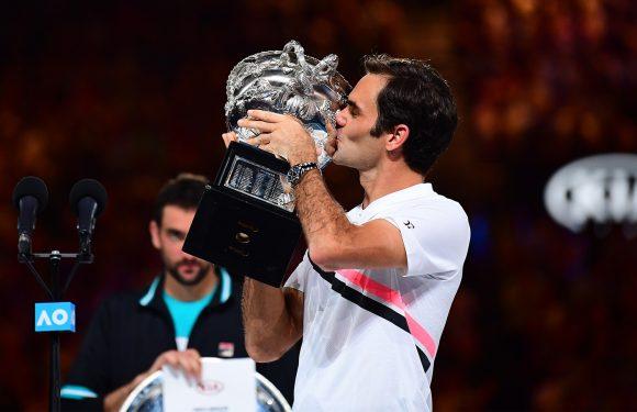 Федерер в шестой раз выигрывает Открытый чемпионат Австралии