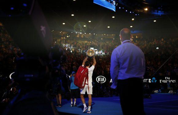 20-й титул на Шлемах для Федерера. Фоторепортаж