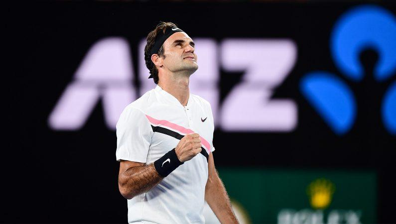 AUS Open. Федерер одерживает свою 90-ю победу в Мельбурне