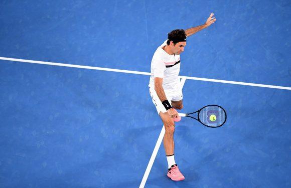 AUS Open. Федерер в 43-й раз выходит в полуфинал Шлема