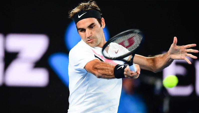 AUS Open.  Федерер выходит в свой 30-й финал Шлема