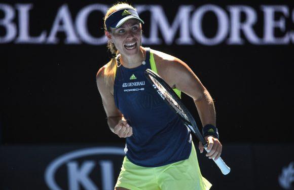 AUS Open. Кербер выходит победительницей из противостояния чемпионок турнира