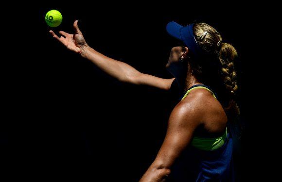 AUS Open. Кербер и Кис разыграют путевку в полуфинал