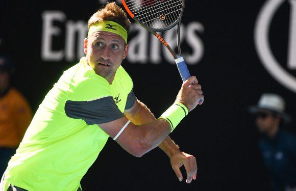 AUS Open. Теннис Сангрен снимает очередной скальп