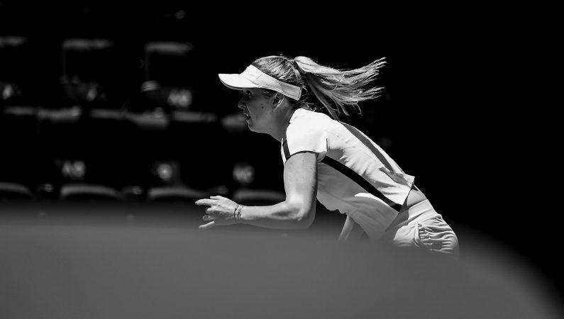 Cвитолина: Сегодня была не готова показать хороший теннис