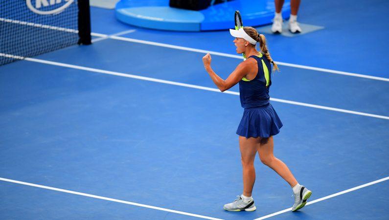 AUS Open. Возняцки выигрывает титул и звание первой в мире
