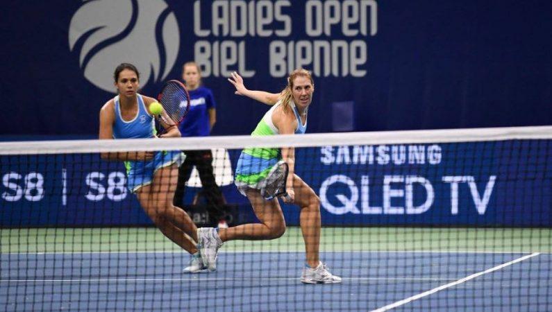 AUS Open. Савчук и Олару продолжают борьбу на турнире