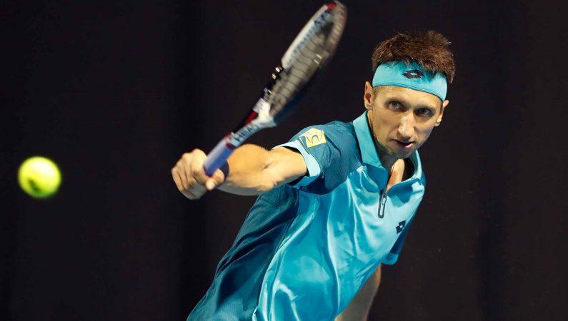 Стаховский сыграет в квалификации турнира ATP в Марселе