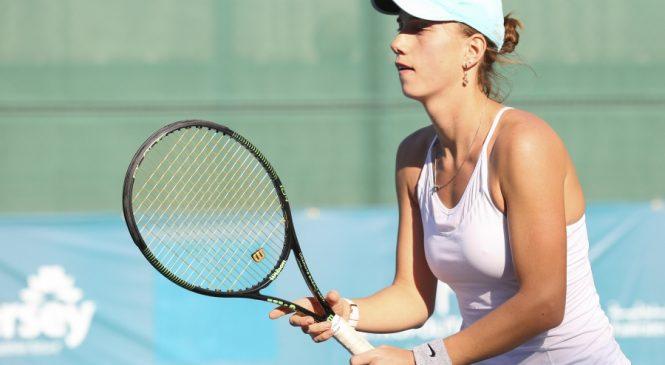 Васильева останавливается в четвертьфинала турнира в Анталье