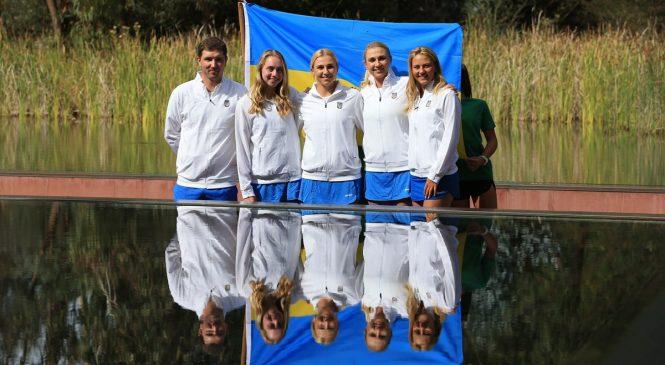 Кубок Федерации. Австралия — Украина. Результаты жеребьевки