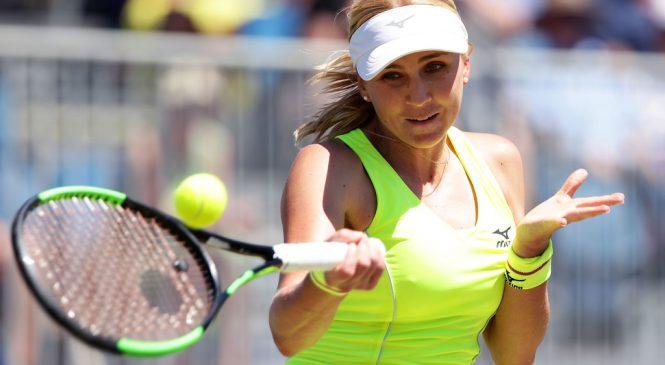 US Open. Надежда Киченок завершает выступления на турнире