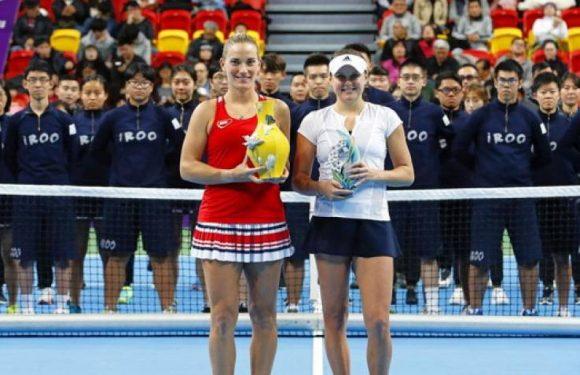 Taiwan Open. Видеообзор финала Бабош — Козлова