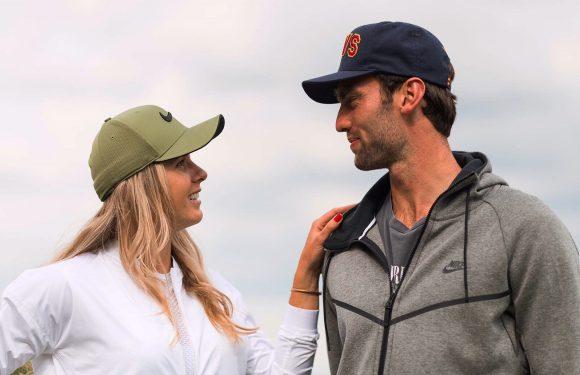Британский крикетист поздравил Свитолину с днем всех влюбленных