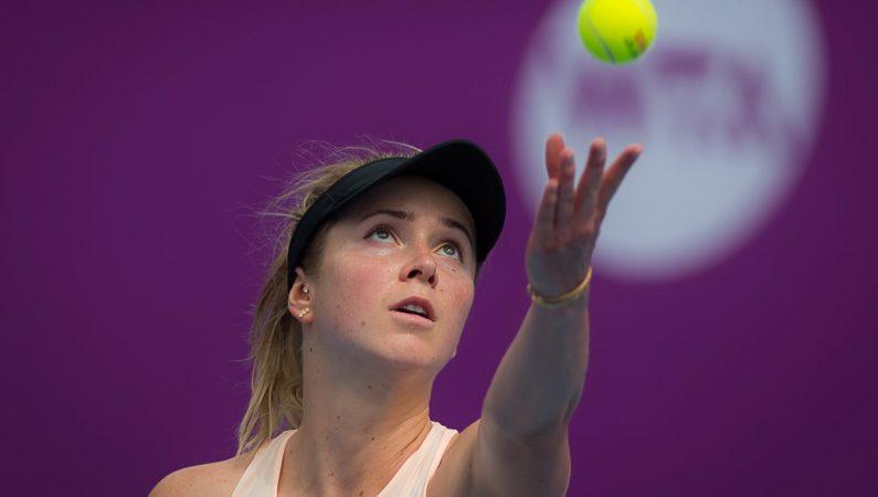 Рейтинг WTA. Свитолина опускается на 4-ю позицию