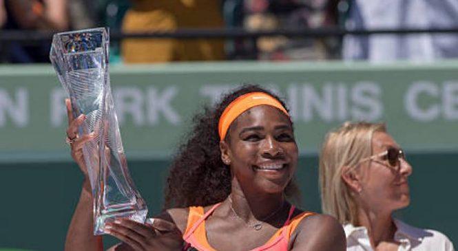 Серена Вильямс получила wild card на турнир в Майами