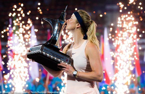 Дубай. Свитолина выигрывает свой 11-й титул WTA