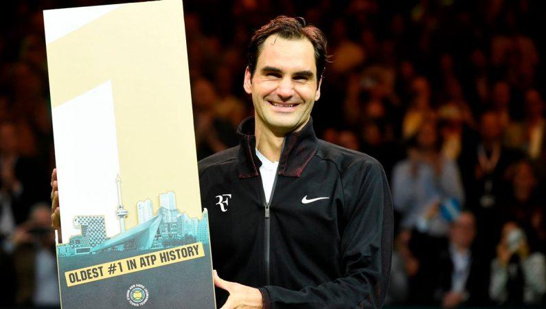 Федерер возвращает себе звание первой ракетки мира
