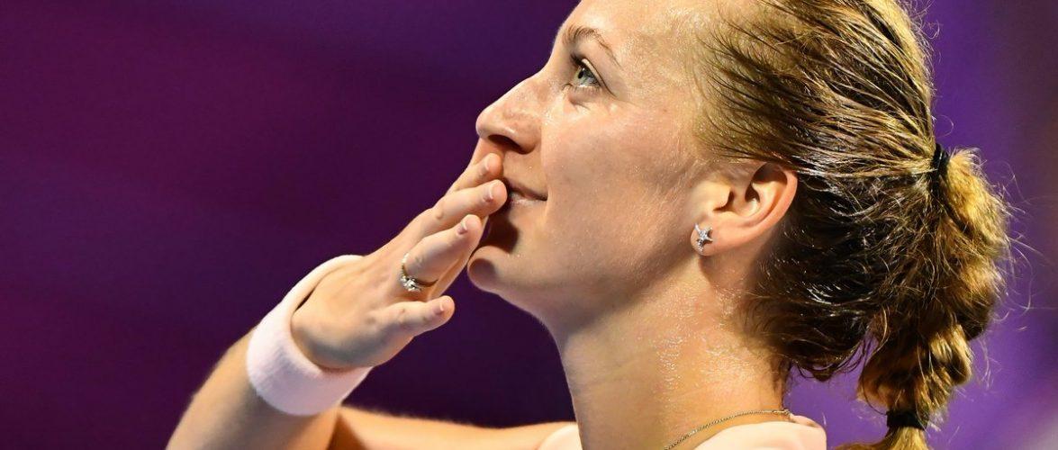 Доха. Квитова выигрывает второй титул WTA подряд