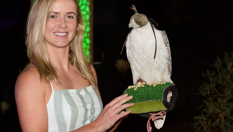 Дубай. Свитолина начнет защиту титула в среду 21 февраля