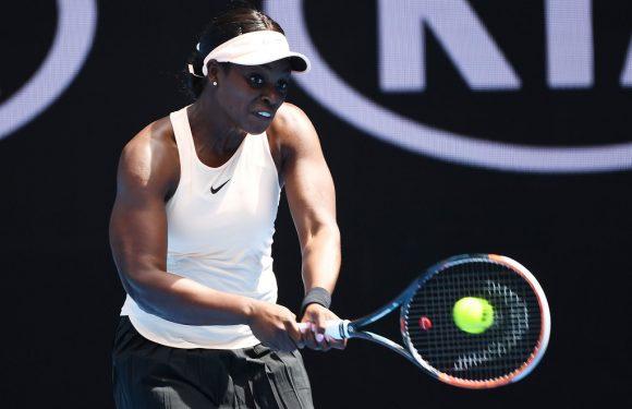 Победительница US Open выиграла свой первый матч с сентября