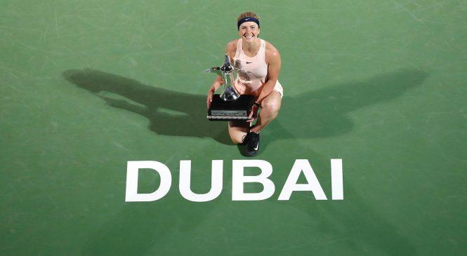 Элина Свитолина все-таки сыграет на Премьере в Дубае