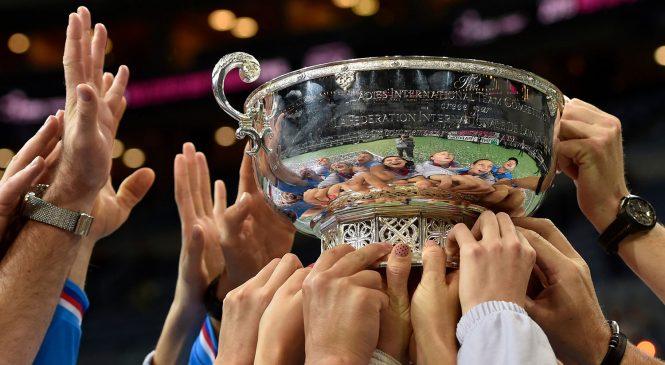 Кубок Федерации. Жеребьевка плэй-офф состоится 11 февраля