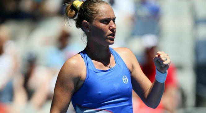 Шэньчжэнь. Катерина Бондаренко выигрывает первый матч после возвращения