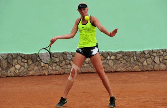 Лопатецкая сыграет в финале юношеского турнира в Алметьевске
