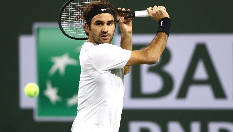 Федерер останется первым в мире как минимум до конца турнира в Майами