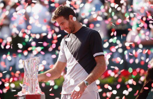 Дель-Потро выиграл выиграл свой первый титул на Мастерсе